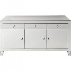 Buffet Luxury argent Kare Design