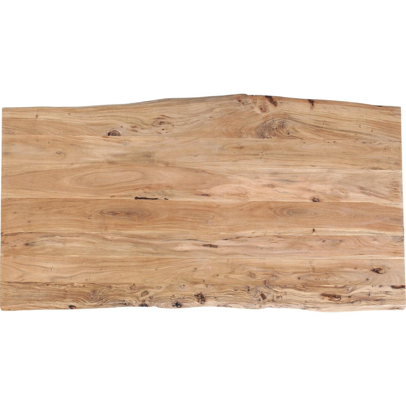 Table Harmony acacia noire 180x90cm Kare Design