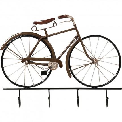 Portemanteau mural vélo vintage Kare Design