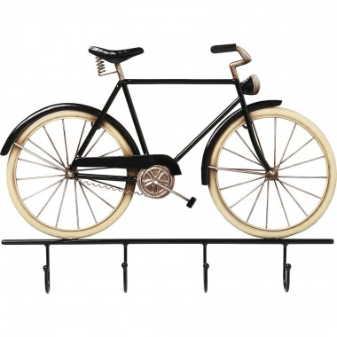 Portemanteau mural City Bike Kare Design