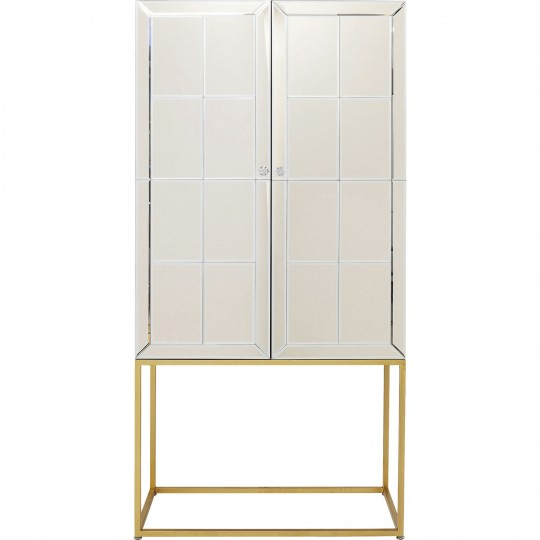 Armoire bar Luxury champagne Kare Design