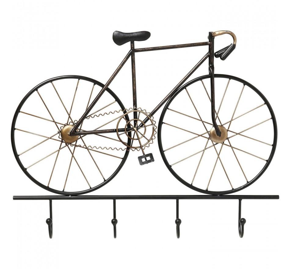 Portemanteau mural Racing Bike Kare Design
