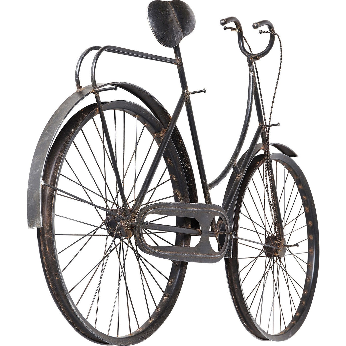 Portemanteau mural Retro Bike Kare Design
