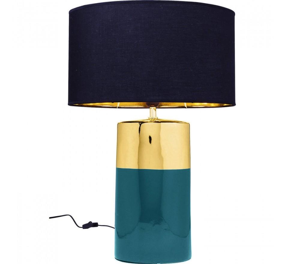 Lampe De Table Bleue Zelda Kare Design