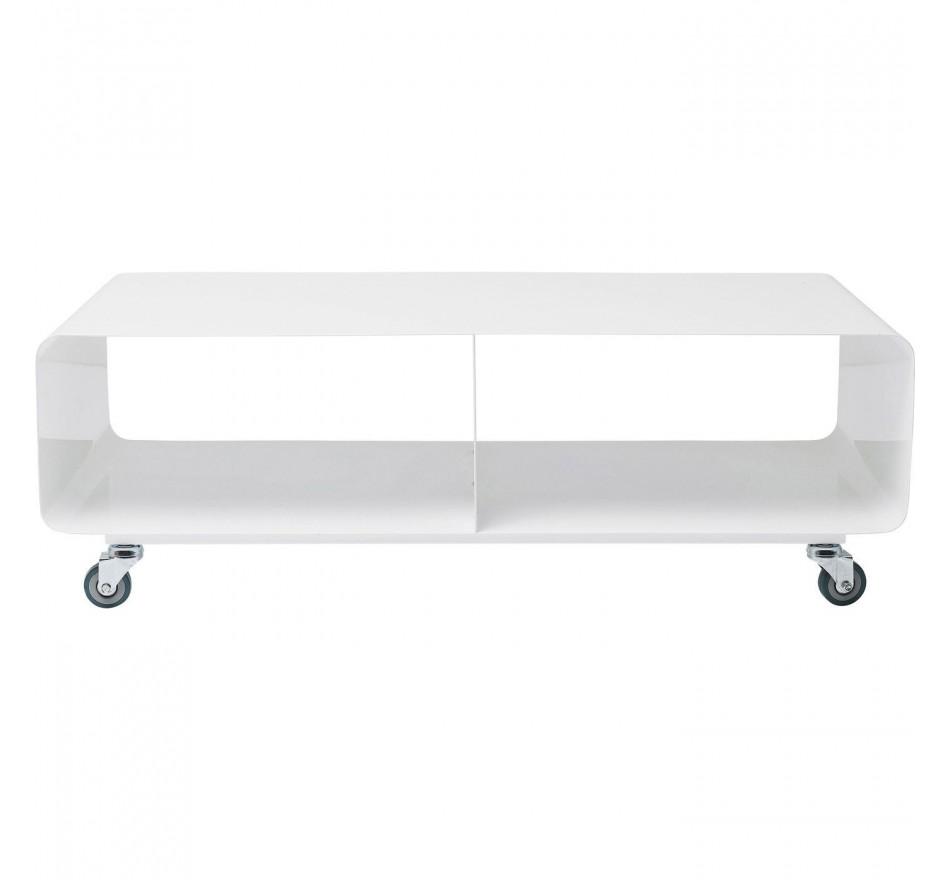 Meuble TV Lounge Mobile Blanc Kare Design