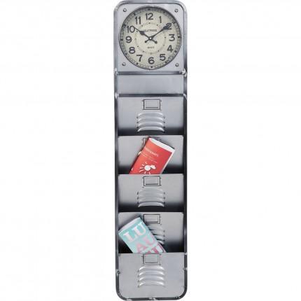 Horloge murale Thinktank Kontor 124cm Kare Design