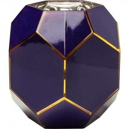 Vase Art violet 22cm Kare Design