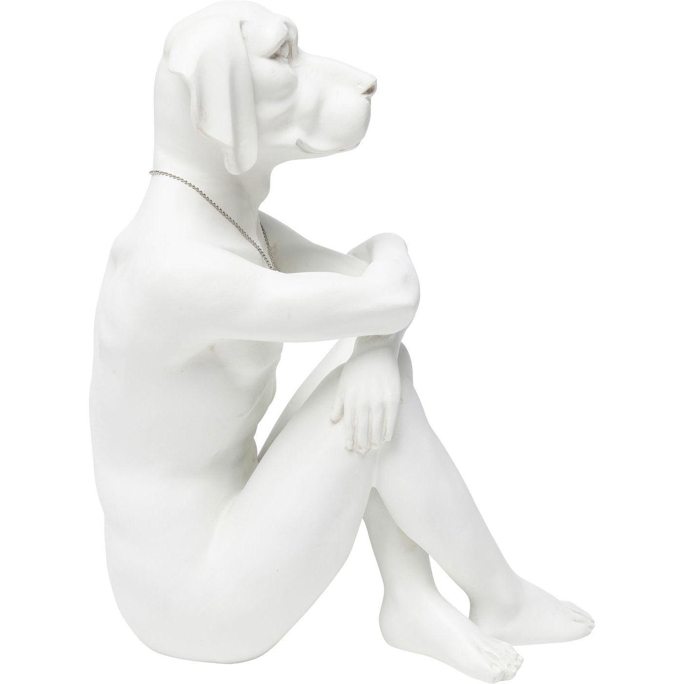 Déco Gangster chien blanc Kare Design