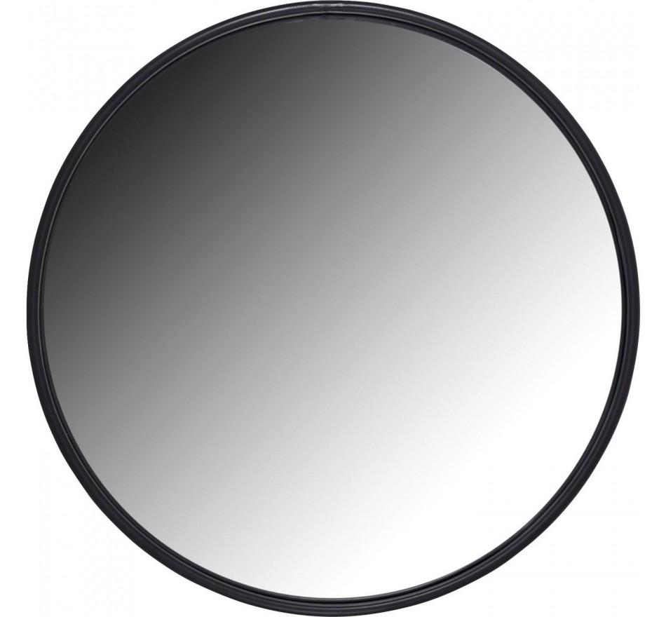 Miroir Célébration noir mat 60cm Kare Design