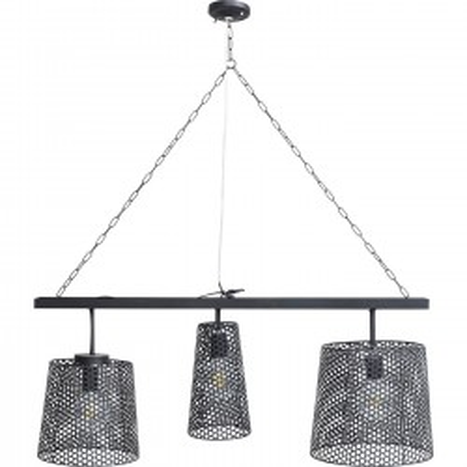 Suspension Gorgeous noire 3 Kare Design
