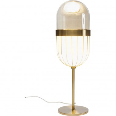 Lampe de table Swing Jazz ovale Kare Design