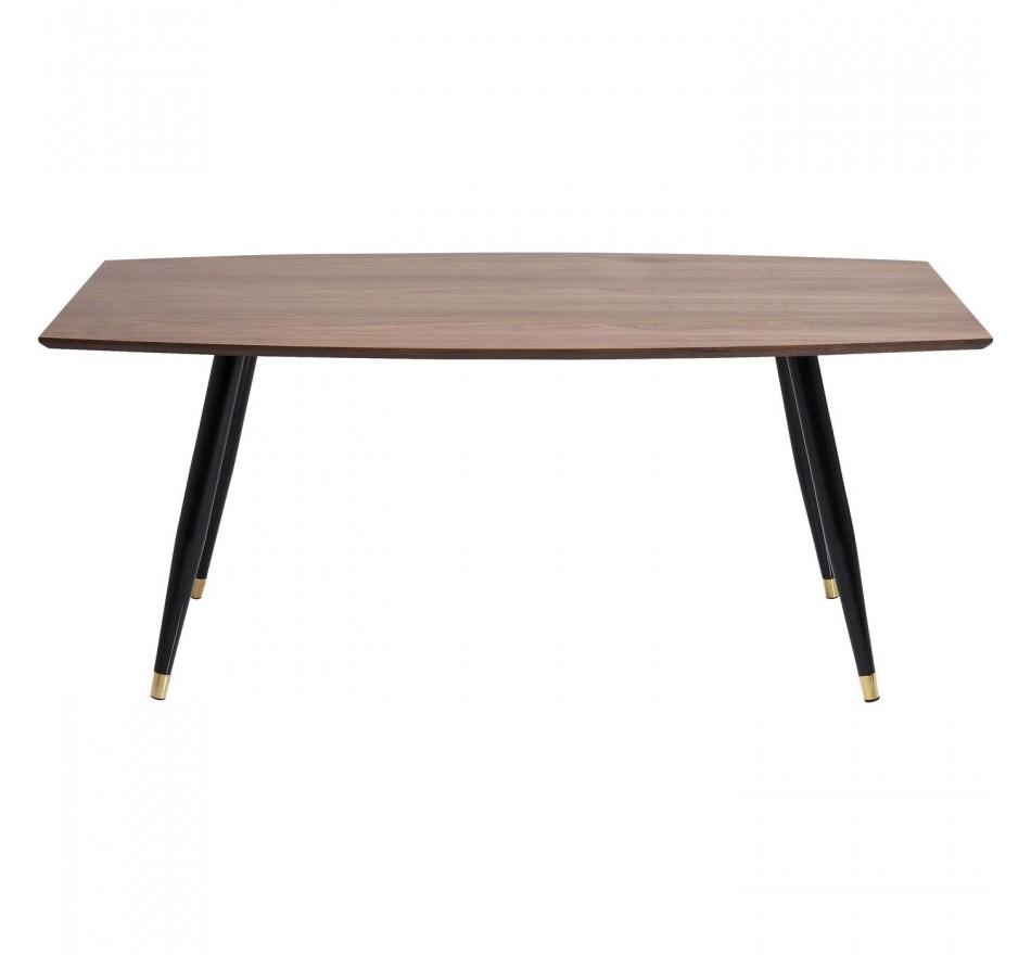 Table Curve 180x90cm Kare Design