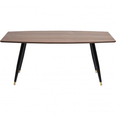 Table Curve 180x90cm Kare Design