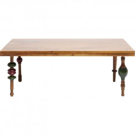 Table basse Slide Rule 120x60cm Kare Design