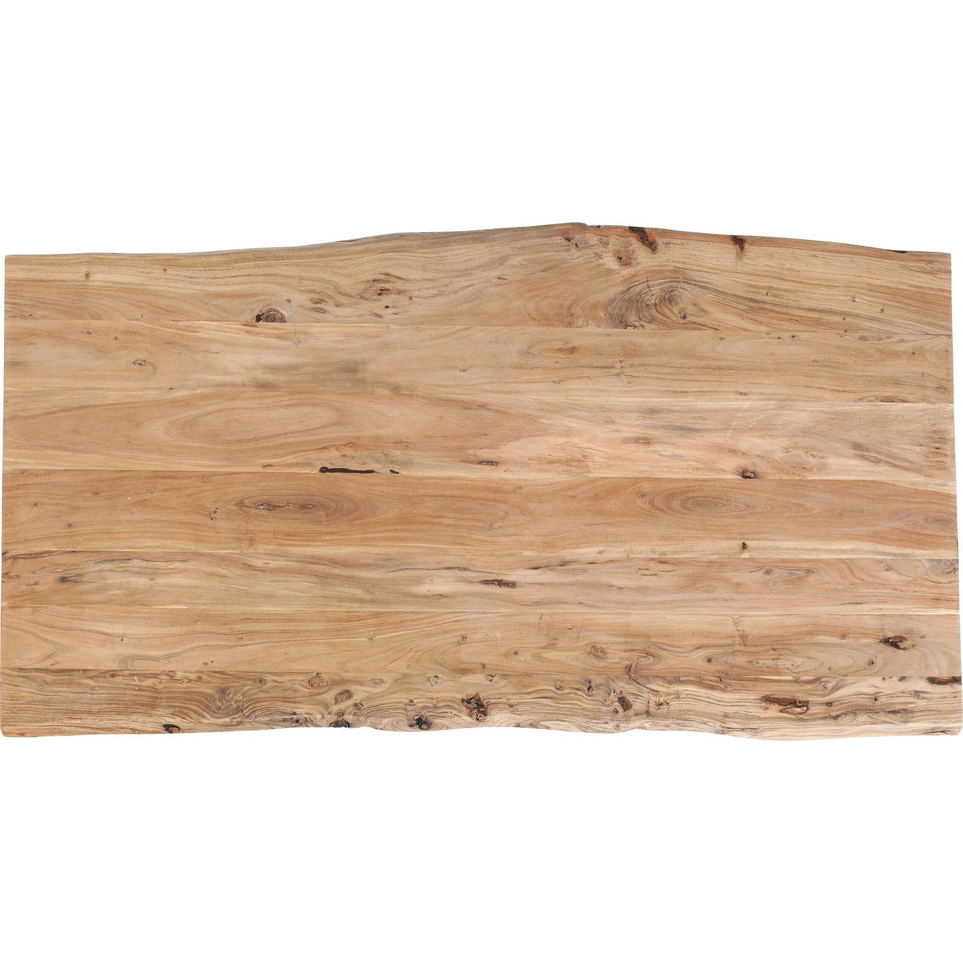 Table Harmony acacia noire 200x100cm Kare Design