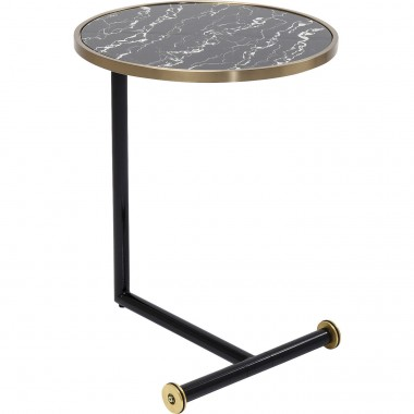 Table d'appoint San Remo Pole 46cm Kare Design