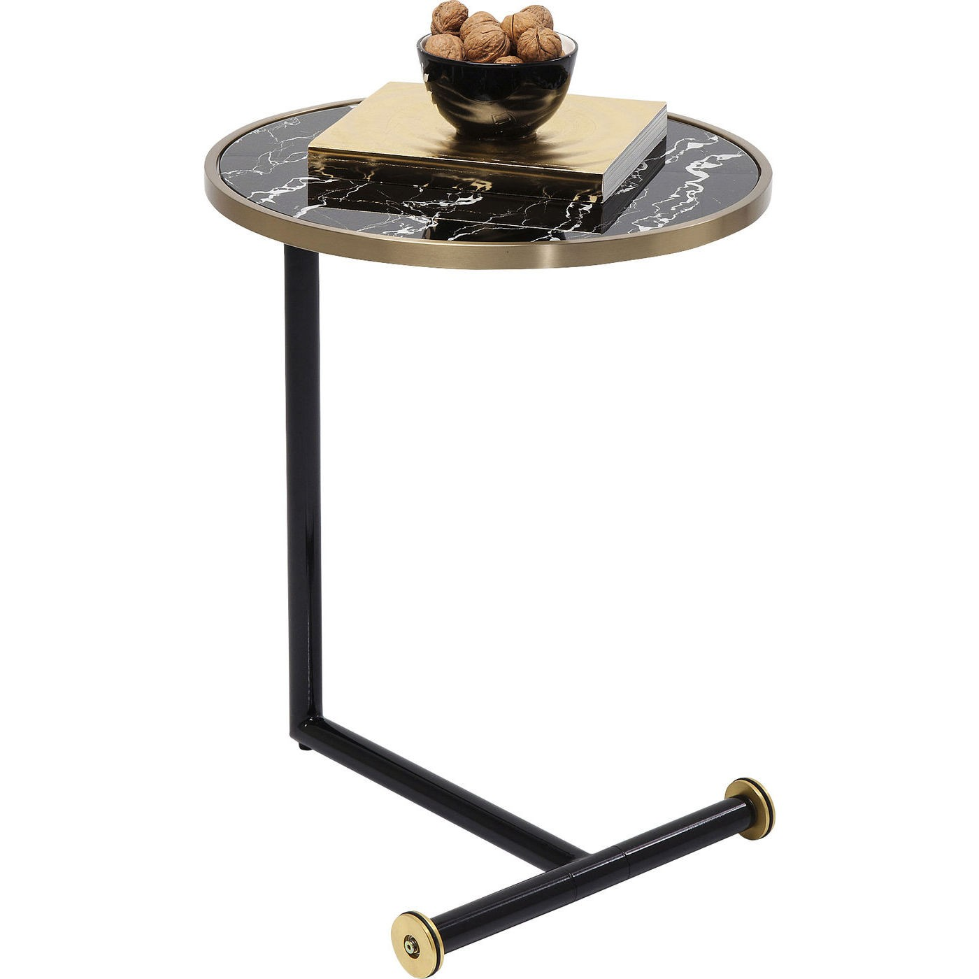 Table d'appoint San Remo Pole 46cm Kare Design