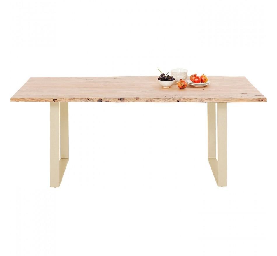 Table Harmony laiton 200x100cm Kare Design