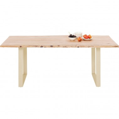 Table Harmony laiton 180x90cm Kare Design