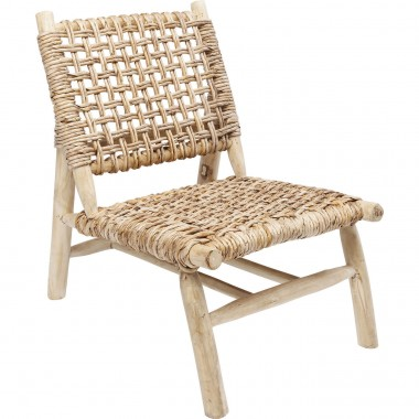 Fauteuil Beach Hut rotin Kare Design