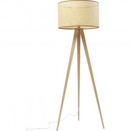 Lampadaire Tripod Nature 154cm Kare Design