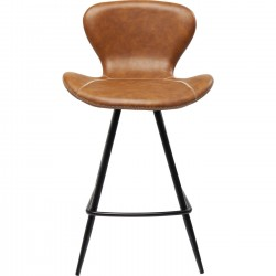 Tabouret de bar Rusty marron Kare Design
