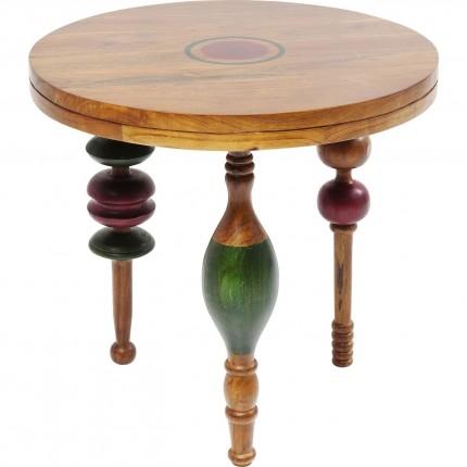 Table d'appoint Slide Rule 60cm Kare Design