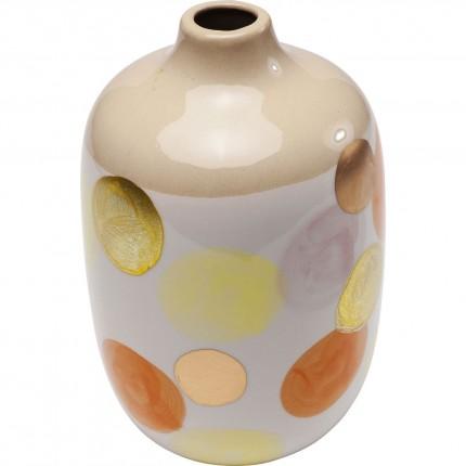 Vase Stratos Dots 25cm Kare Design