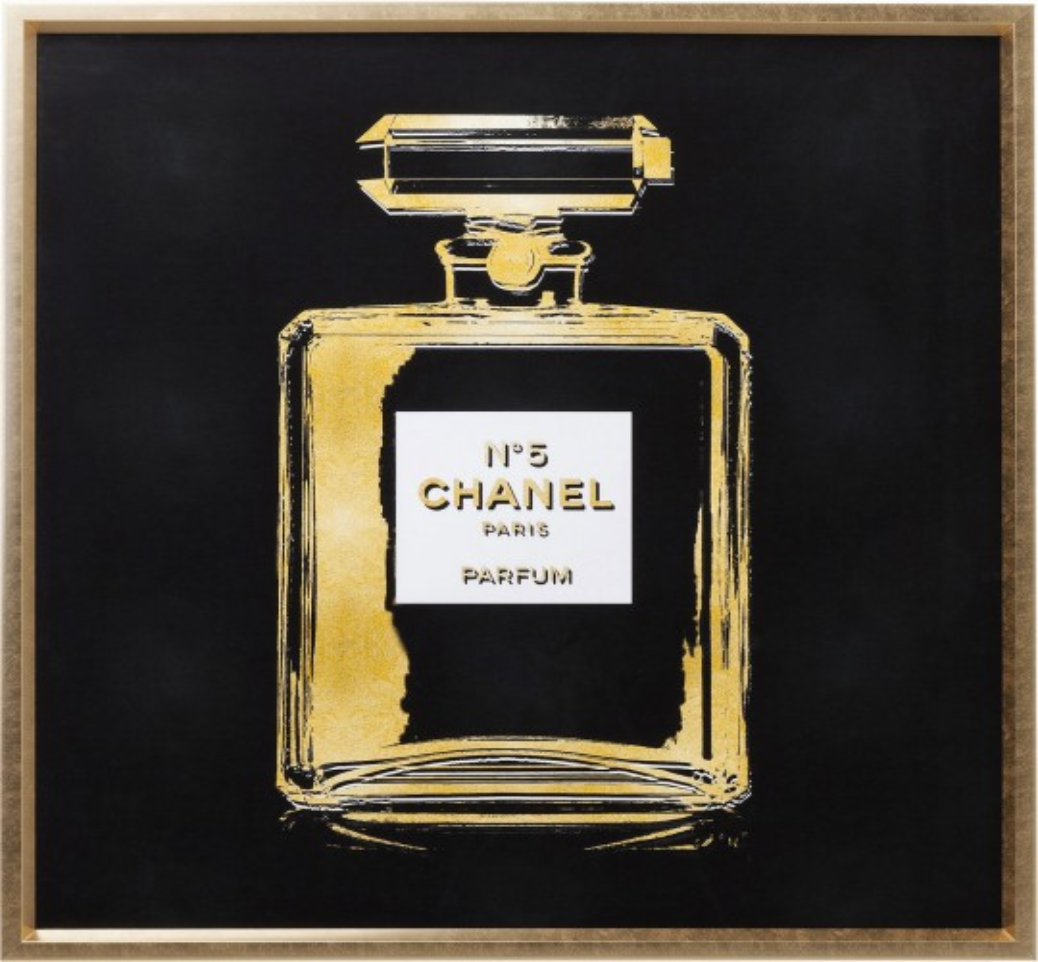 Tableau Frame Fragrance 115x115cm Kare Design