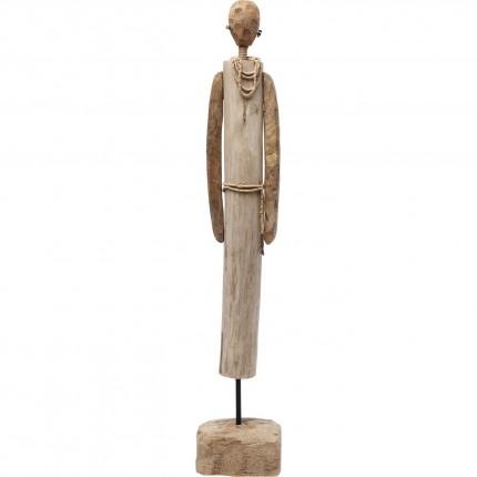 Déco femme africaine 69cm Kare Design