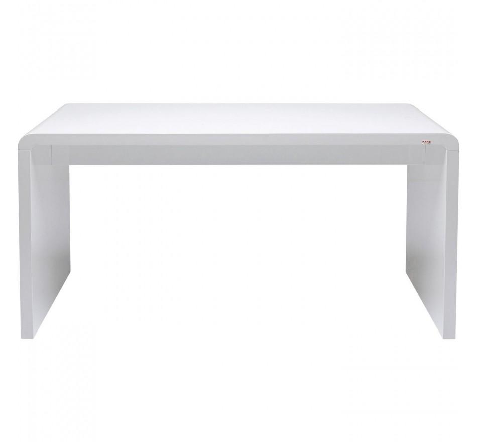 Bureau Blanc White Club 150x70cm Kare Design