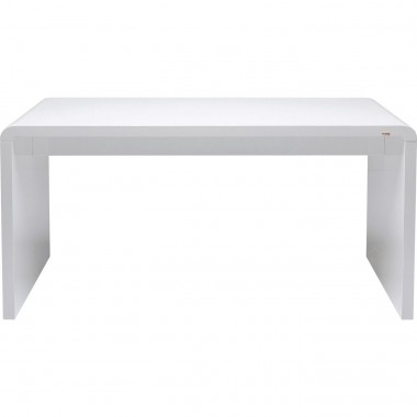 Bureau Blanc White Club 150x70cm Kare Design