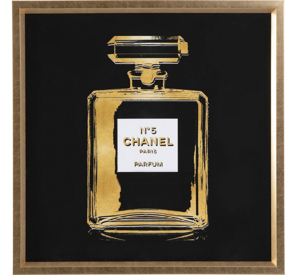 Tableau Frame parfum 80x80cm Kare Design