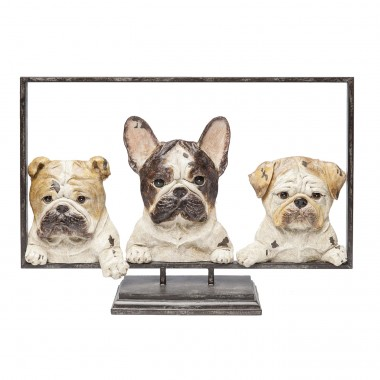 Déco Dogs with Frame 63cm Kare Design