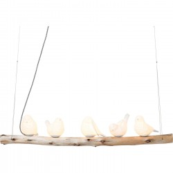 Suspension Dining Birds Kare Design