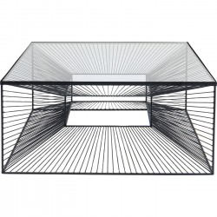 Table basse Dimension 80x80cm Kare Design