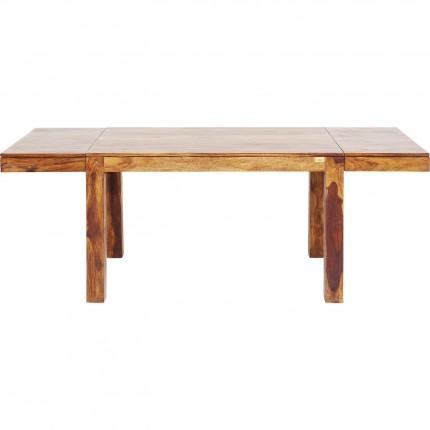 Table à rallonges Momo 120x80cm Kare Design