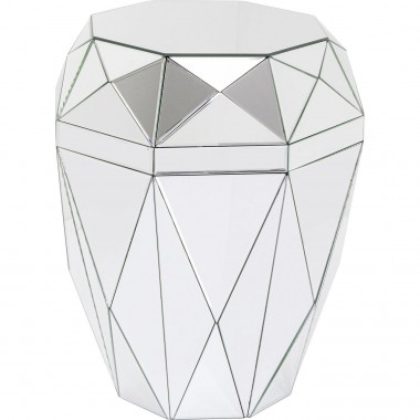 Table d'appoint Big Diamond 47cm Kare Design