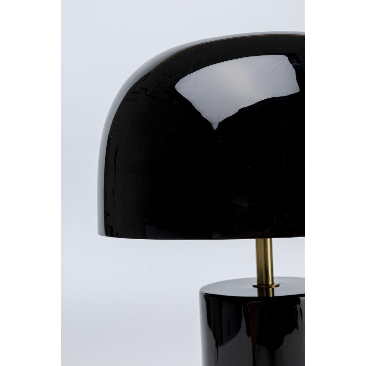 Lampe de table Loungy noire Kare Design