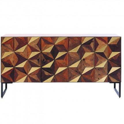 Buffet en bois Illusion Kare Design