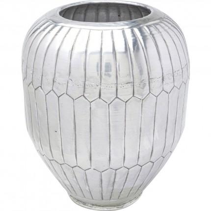 Vase Bazaar Zick Zack Kare Design