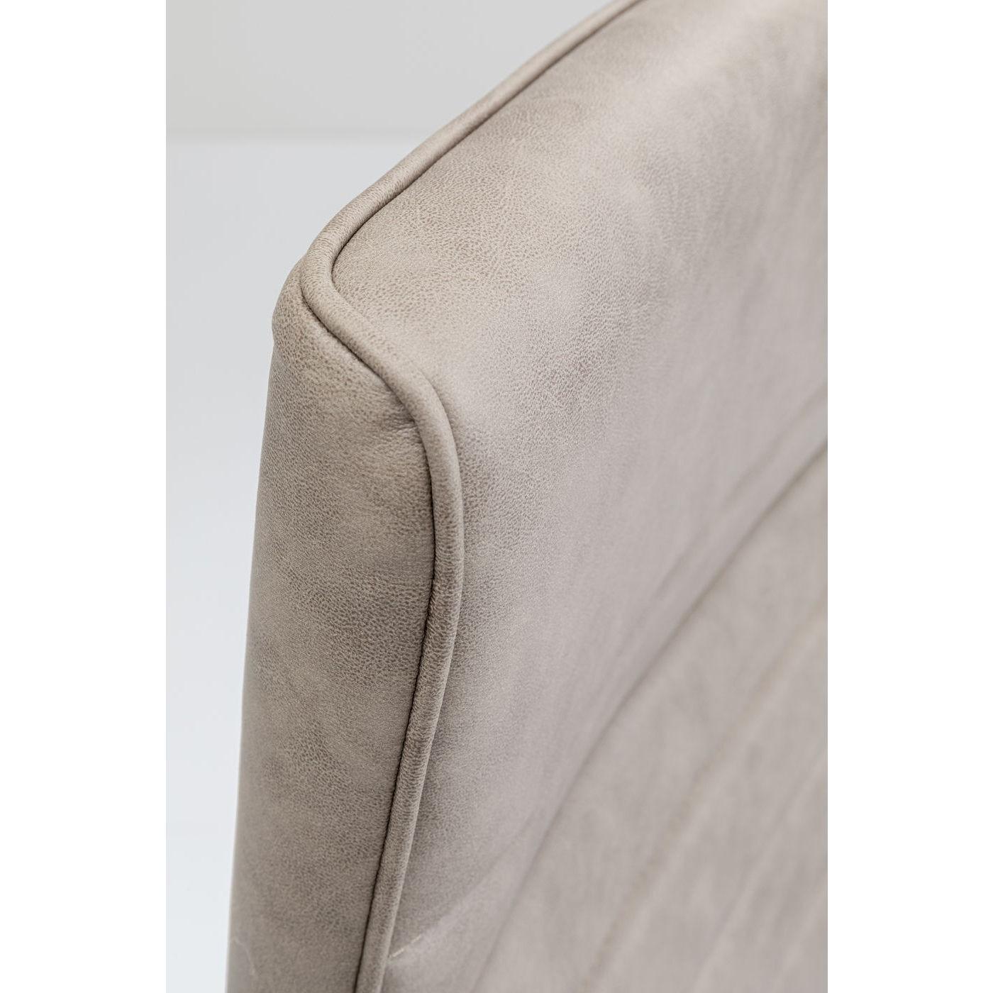 Chaise de bureau Labora haute taupe Kare Design