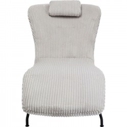 Chaise longue Balance 163cm Kare Design