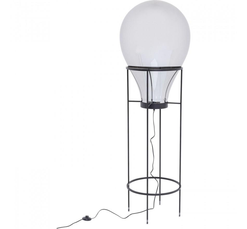 Lampadaire Pear Frame 158cm noir Kare Design
