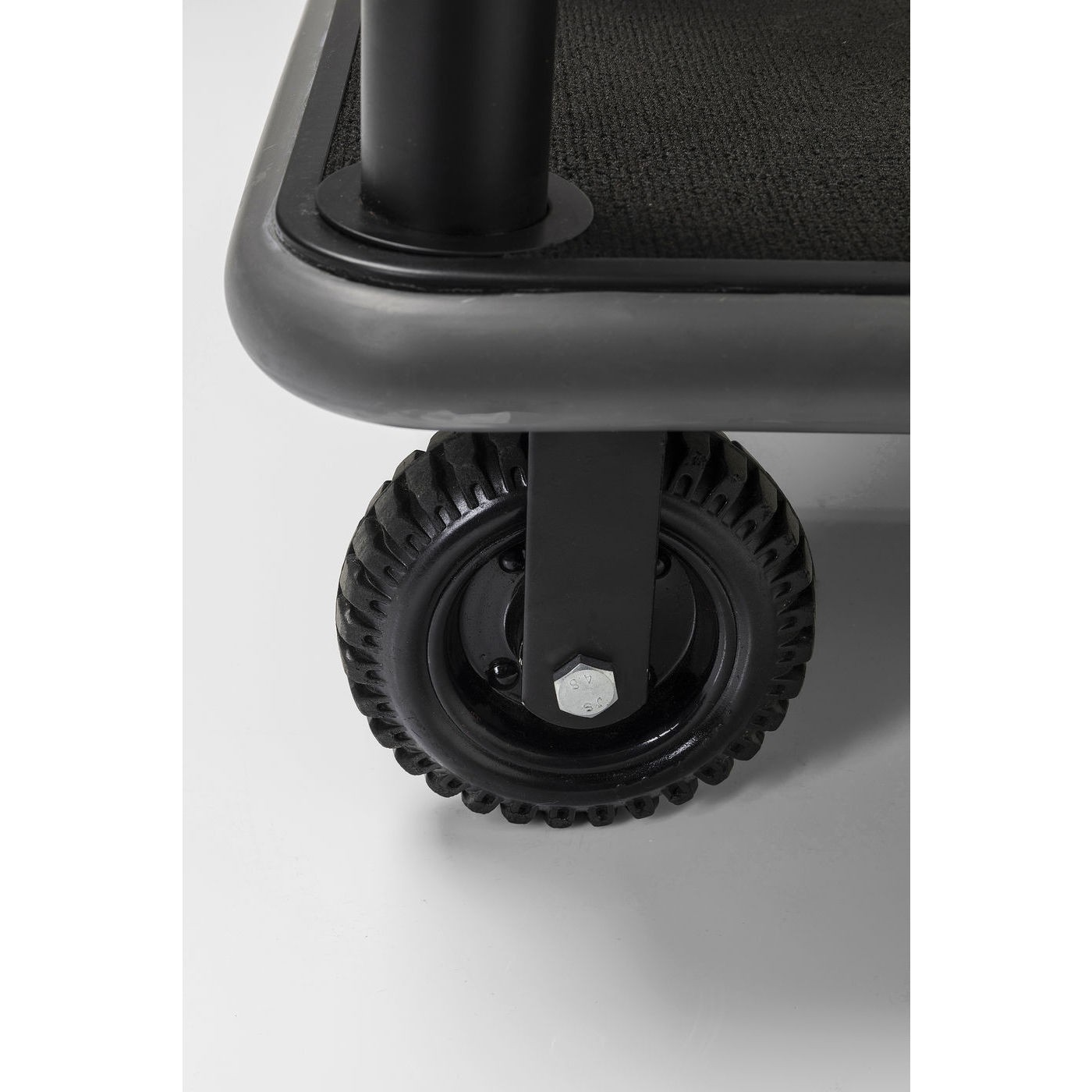 Chariot à bagages VIP noir Kare Design
