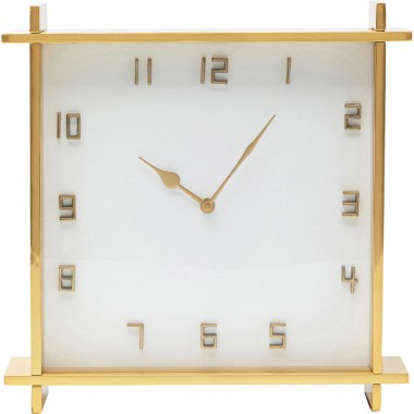 Horloge de table Angle 37cm Kare Design