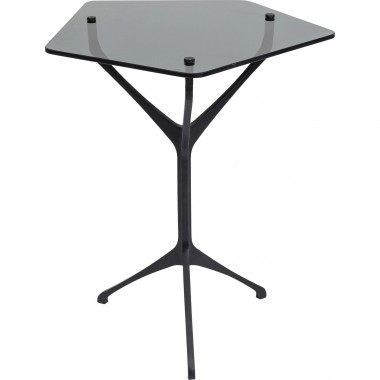 Table basse Dark Space 49x49cm Kare Design