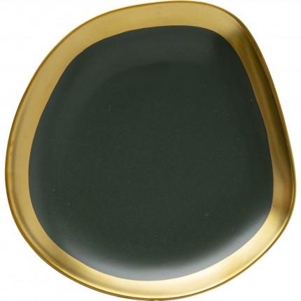 Assiettes Vibrations 21cm set de 2 Kare Design
