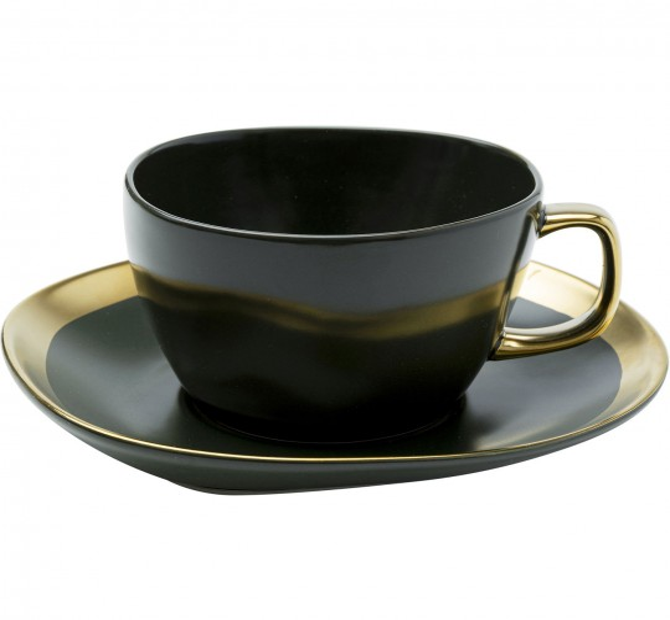 Tasses à café Vibrations set de 2 Kare Design