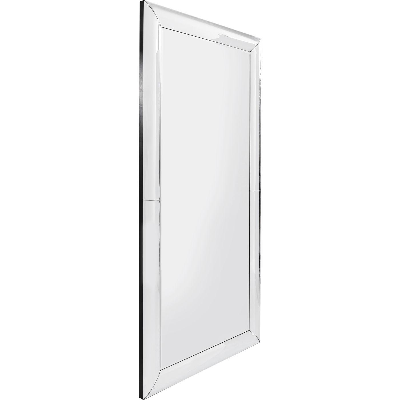 Miroir Bounce rectangulaire 207x99cm Kare Design